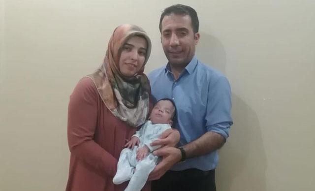 pakize erdoğan,yunus erdoğan,28 yaşında menopoza girdi, son yumurtasıyla anne oldu