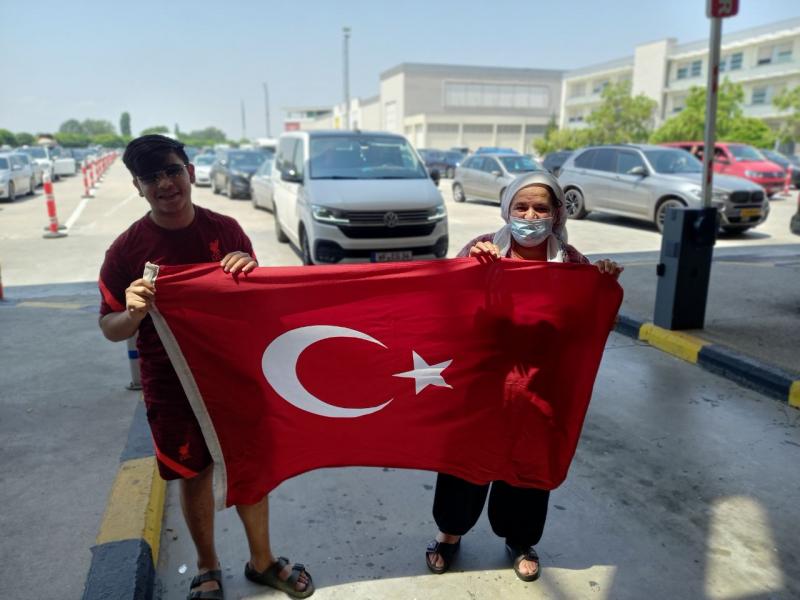 713 bin gurbetçi, Türkiye'ye giriş yaptı