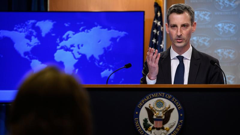ABD'den Doğu Akdeniz açıklaması: Deniz sınırı sorunları uluslararası hukuka uygun şekilde çözülmeli