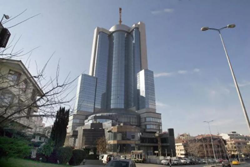Ankara'daki 35 katlı otel, borçlarından dolayı Alman bankasına geçti