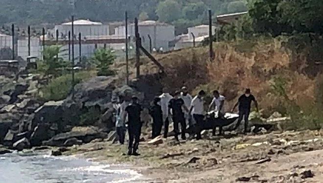 Avcılar sahilinde erkek cesedi bulundu