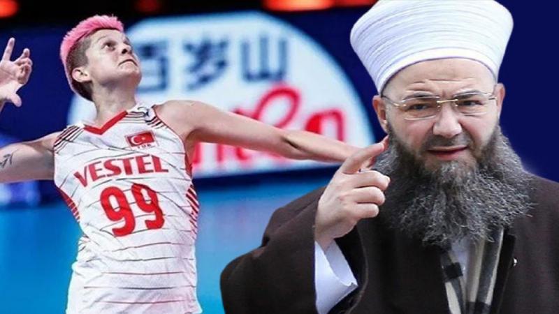 tokyo, 2020, japonya, olimpiyat, madalya, ebrar karakurt, lezbiyen, cübbeli ahmet,'Devlet kadrosunda bulunan birinin lezbiyenliği teşhiri başımıza ne işler açacak!?'