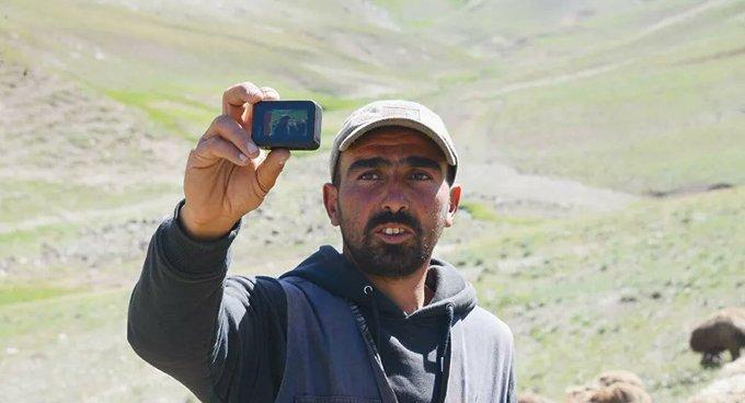 Fenomen çoban Erdal Karadağ, aylık sosyal medya kazancını açıkladı