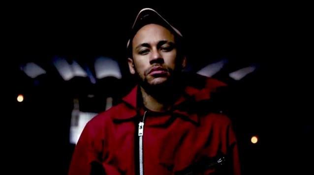 Futbolcu Neymar, La Casa De Papel'de rol alacak