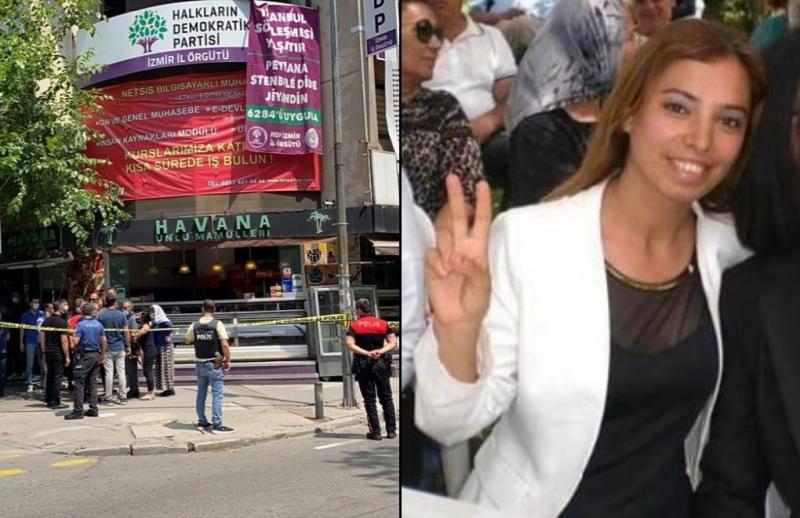 HDP binasında çalışan Deniz Poyraz'ı öldüren Onur Gencer: Pişman değilim