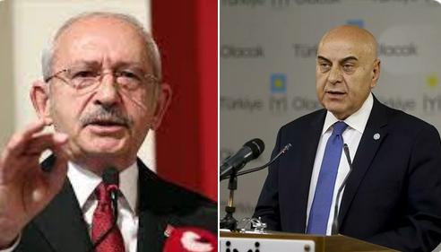 İYİ Partili Paçacı: Kemal Bey son dönemde sürekli tekil konuşuyor. Madem birlikte bir hükümet kuracağız, bunları bize sordunuz mu?