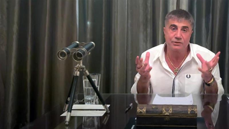 Sedat Peker: Süslü Sülüman, Anadolu Adliyesi'nde ortak çalıştığın savcıları, o savcıların çocukları üzerinden yaptıkları serveti bir bir anlatacağım
