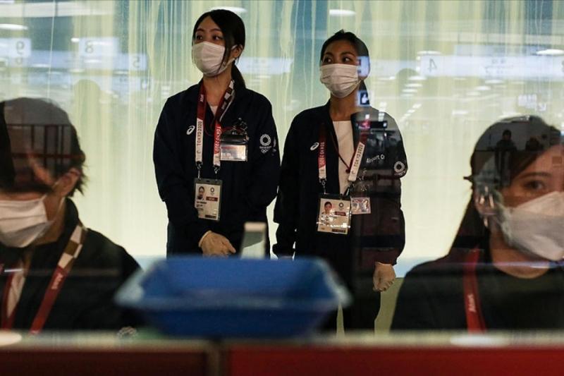Tokyo Olimpiyatları'nda 220 kişi Covid-19'a yakalandı