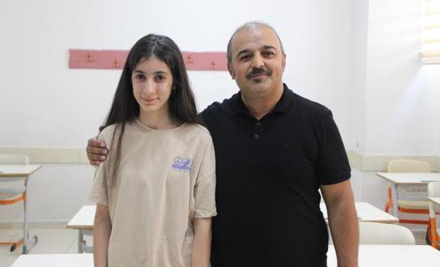 Türkiye birincisi Tuba: Pandemide evde kalmak bana katkı sağladı