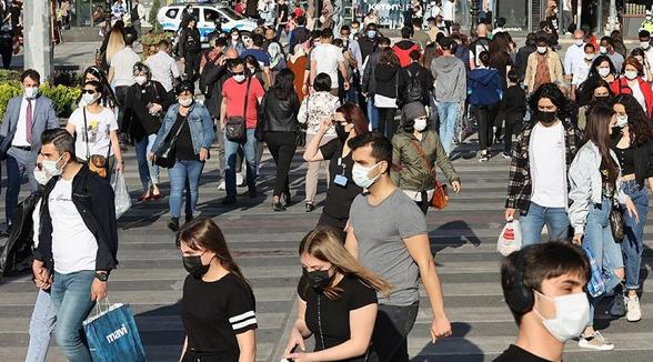 Türkiye'de 29 bin 338 yeni vaka tespit edildi, 260 can kaybı yaşandı