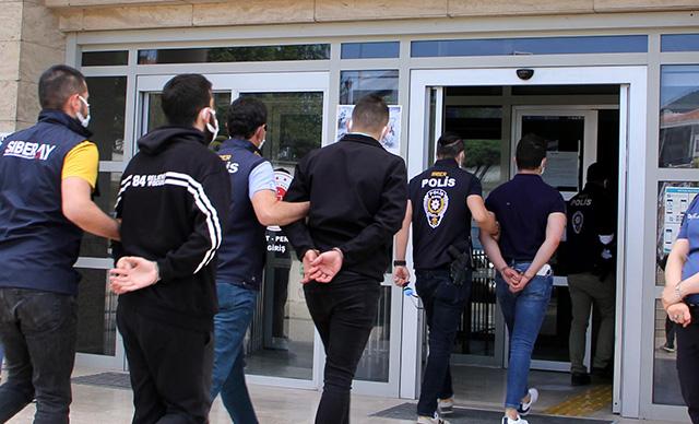 Vebitcoin'in 5 çalışanı serbest bırakıldı