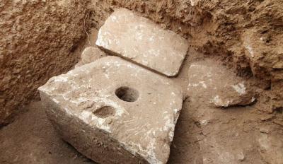 2700 yıl öncesinden kalma oda parfümlü tuvalet bulundu