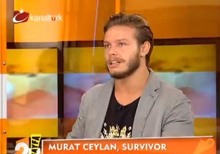 Survivor Murat, Muhteşem Yüzyıl'a neden giremedi?