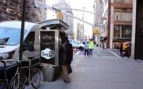 ABD sokaklarına mastürbasyon kabini kuruldu!
