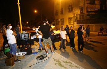 Adana'da dizi setine polis baskını: Çatışma sahnelerini gerçek sandılar