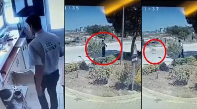Adana'da köpeğin üzerine kaynar su döken güvenlik görevlisi gözaltına alındı