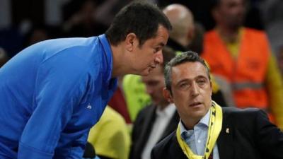 'Ali Koç varken Fenerbahçe başkanlığını düşünmek aklımın ucundan geçmez'
