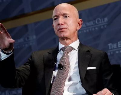 Amazon'un kurucusu Bezos, CEO'luk görevini bugün bırakacak