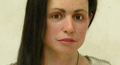 Araştırmacılar, 7.500 yıl önce yaşamış bir Anadolu kadınının yüzünü modelledi