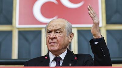 Bahçeli: Geleceğin süper gücü Türkiye olacaktır