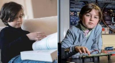 Belçika'da 11 yaşındaki çocuk, üniversitenin fizik bölümünü bitirdi