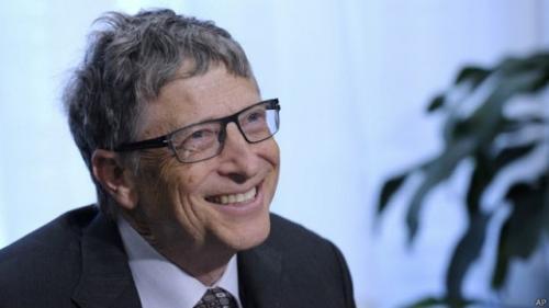 Bodrum'da yemek yiyen Bill Gates, 80 bin TL'lik hesap ödedi