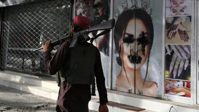 Çalışmasına izin verilmeyen Afgan haber sunucusundan yardım çağrısı