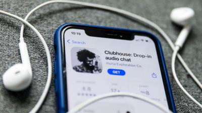 Clubhouse: Konuşmaların başka bir sitede yayınlanabildiği ortaya çıktı