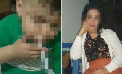 Çocuğuna sigara içirip, ölmesi için ilaç veren kadın tahliye edildi