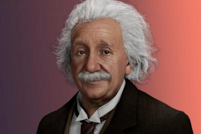 Dijital Einstein, kullanıcıların sorularını yanıtlıyor