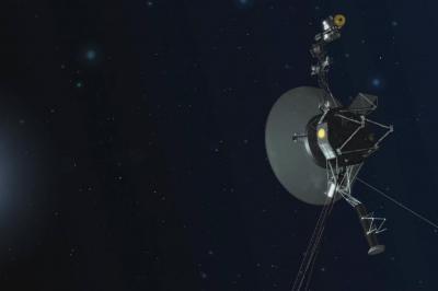 'Dünya'ya en uzak uzay aracı bir uğultu yakaladı'