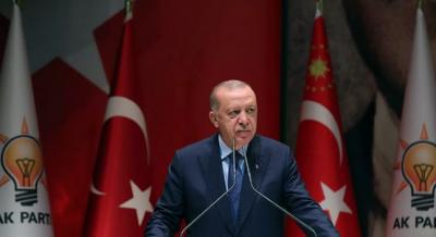 Erdoğan: Felaket bölgelerine büyük bir çıkarma yaptık