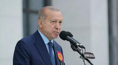 Erdoğan: Krizin altından bunlar kalkamazdı ama biz kalktık