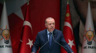 Erdoğan: Ne kadar sol varsa, komünist varsa, alıp buraya geliyorlar