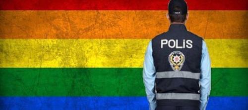 Eşcinsel polis ayıklanır!
