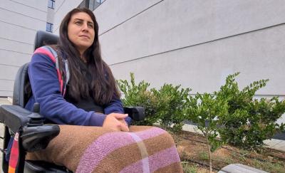 Felç bırakan eşinin cezası 5 yıl düşürüldü: 'Tehdit ediyor, korkuyorum'