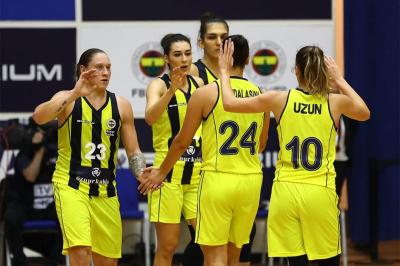Fenerbahçe Kadın Basketbol Takımında 18 koronavirüs vakası