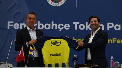 Fenerbahçe Kulübü ile Paribu arasında ortaklık projesi