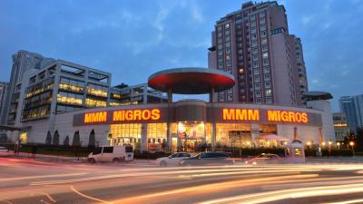 Fitch, Migros'un kredi notunu yükseltti