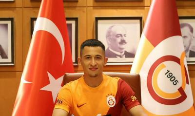 Galatasaray, Morutan ile 5 yıllık sözleşme imzaladı