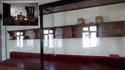 Gaziantepspor'un 2 kupası çalındı
