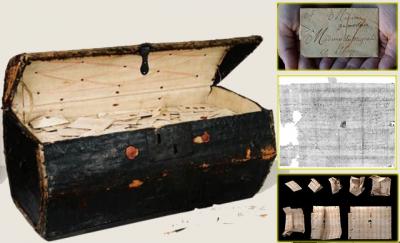 Hollanda'da 300 yıllık mektubun şifresi çözüldü