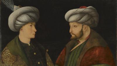 İBB, Fatih Sultan Mehmet portresini satın aldı