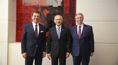'CHP'nin Cumhurbaşkanı adayı Kılıçdaroğlu olmalı'