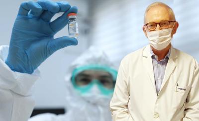'İki doz aşılıların ağır hastalık geçirmesi, aşılanmanın üzerinden çok zaman geçmesiyle ilgili'