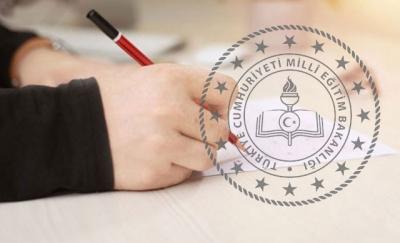 'İkinci dönem sınavlarına katılıp katılmamak öğrencilerin tercihine bırakılmıştır'