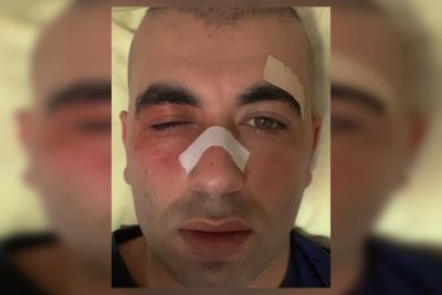 'İnfaz listesi'nde yer alan yazar, saldırıya uğradı