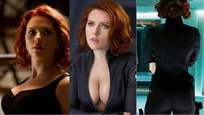 'Iron Man 2'de Black Widow karakteri fazla cinselleştirilmişti'