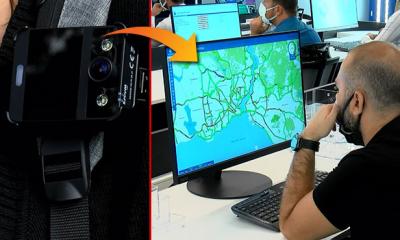 İstanbul'da toplu taşıma araçları yaka kamerasıyla anlık izlenecek