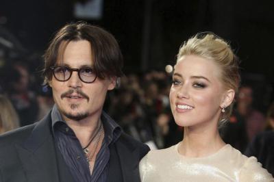 Johnny Depp'in Amber Heard'e açtığı iftira davası kabul edildi